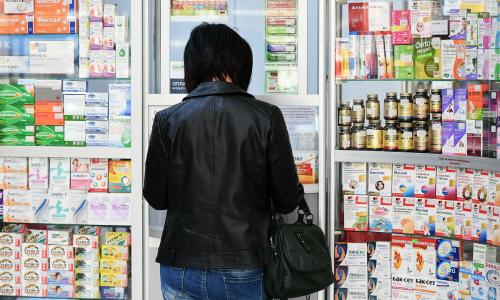 В России вырос спрос на лекарства