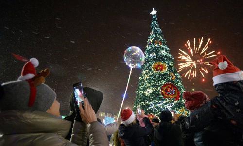 Рошаль дал россиянам рекомендации по празднованию Нового года в пандемию