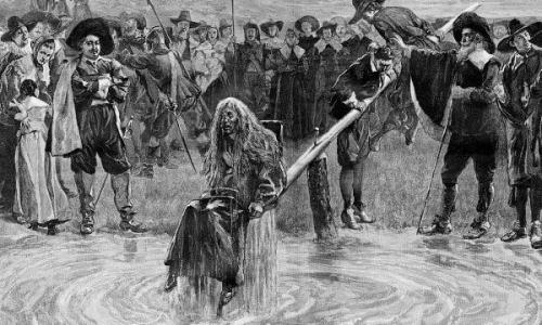 Как на Руси наказывали неверных жен