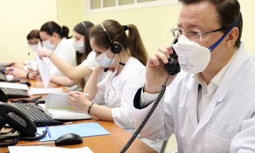 В России запущен единый номер по коронавирусу – 122